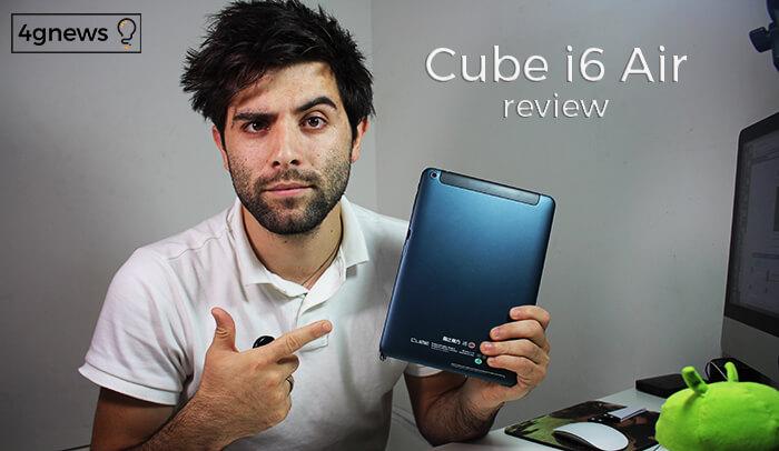 cube i6 air