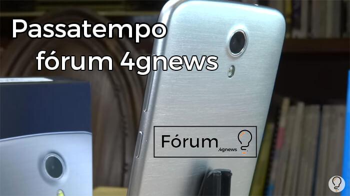 fórum 4gnews
