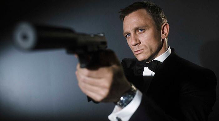 James bond (1)