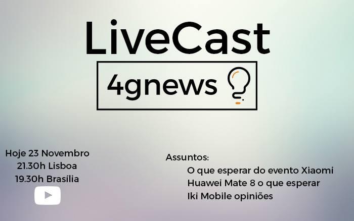 Livecast 4gnews ep. 75