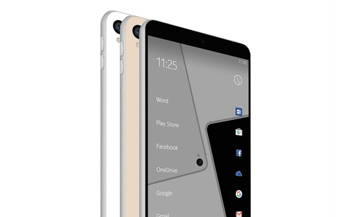 Nokia C1 leak render