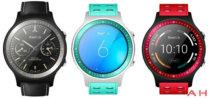 Xwatch bluboo