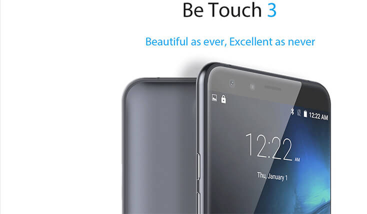 be touch 3