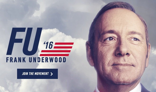 House of Cards Netflix Kevin Spacey Série