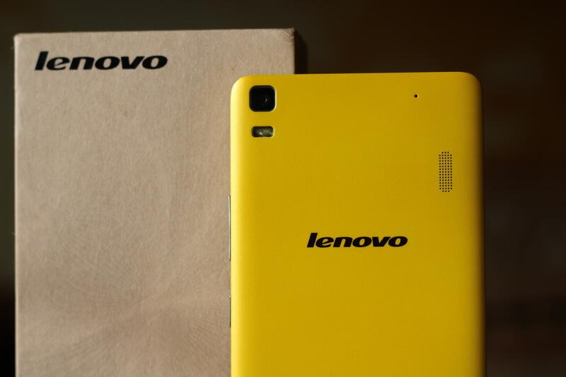 Lenovo k3 Note 4gn 3