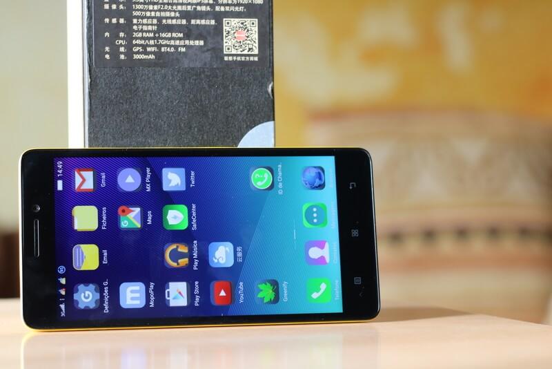 Lenovo k3 Note 4gn 5