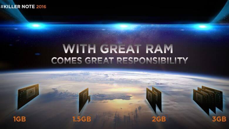 Lenovo-K4-Note-RAM
