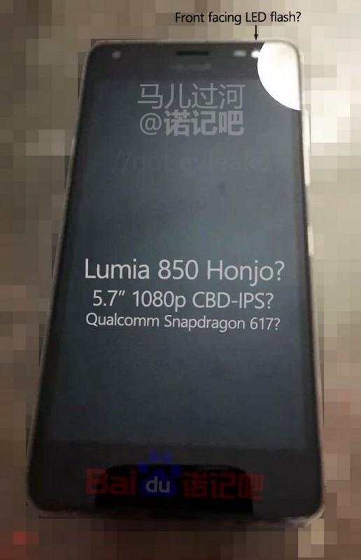 Microsoft Lumia 850 4gnews 1