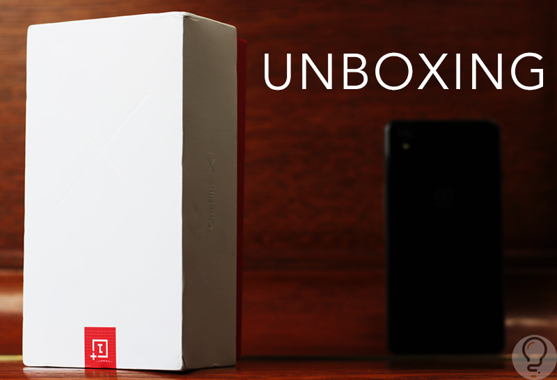 OnePlus X unboxing 4gnews