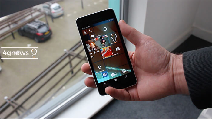 microsoft Lumia 550 4gn 4