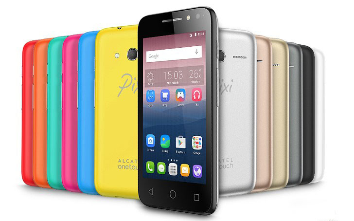 Alcatel Pixi 4 (4) 4gnews