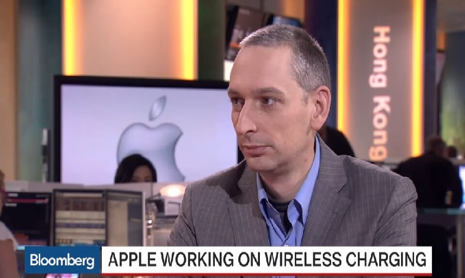 Apple working on wireless charging - 4gnews.pt