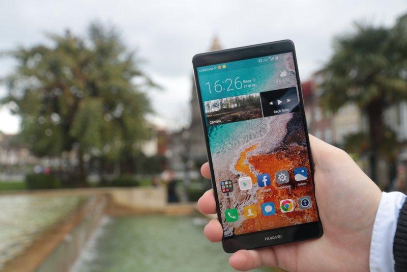 Huawei Mate 8 4gnews