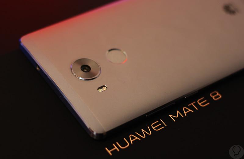 Huawei Mate 8 Android Oreo Google EMUI 8