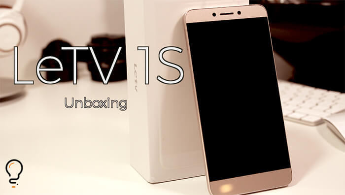LeTv 1S unboxing (1)