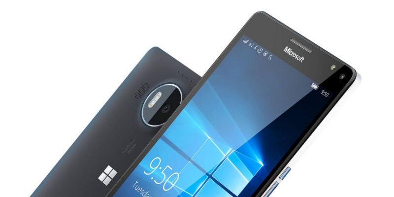 Microsoft Nokia Lumia 950 Windows 10