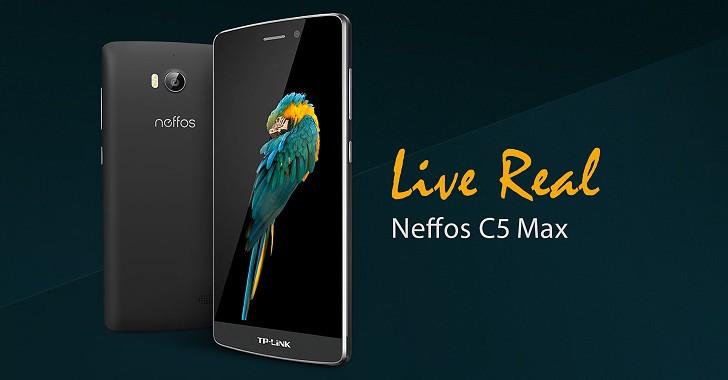 Neffos C5 Max 4gnews