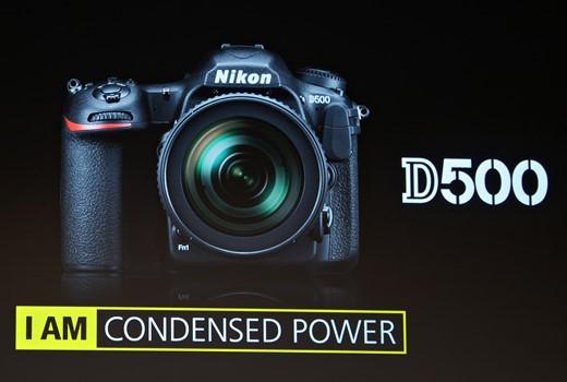 Imagem: Dpreview NikonD500