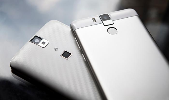 Ouktitel vs elephone5