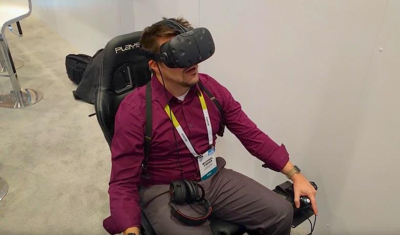 Realidade Virtual (HTC) - Virtual Reality