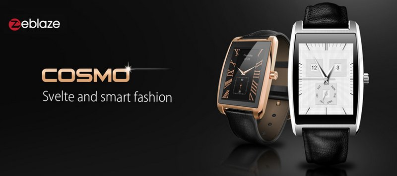 Zeblaze Cosmo Smart Watch 4gnews 6