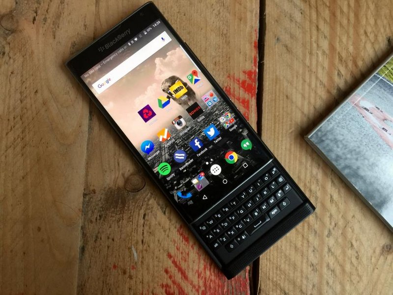 blackberry priv Android 4gnews 1