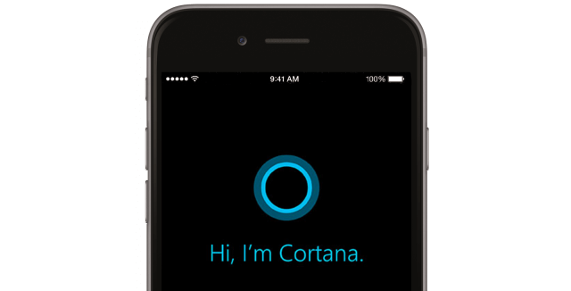 Cortana Microsoft Apple Windows