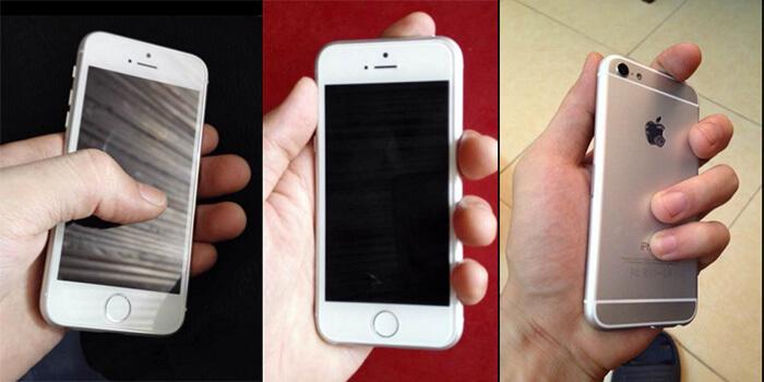 iPhone 6C 3d render