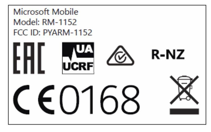 lumia-650-fcc