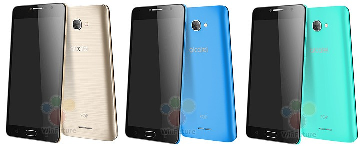 Alcatel OneTouch Pop 4S 1
