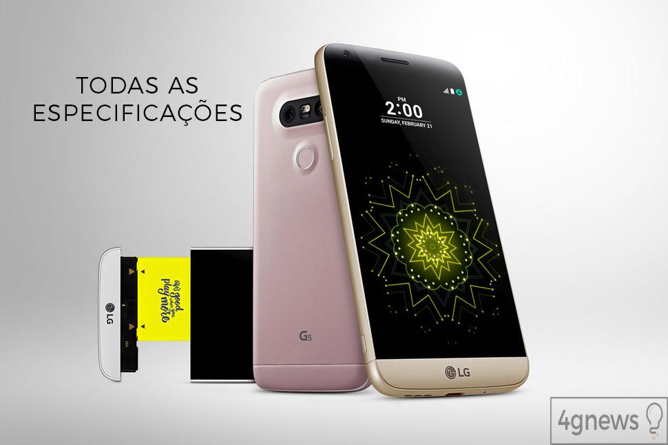 LG G5 specs