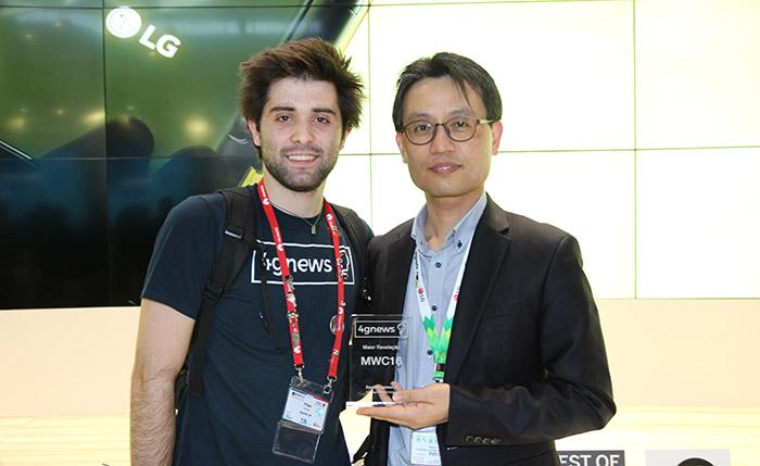 LG prémio