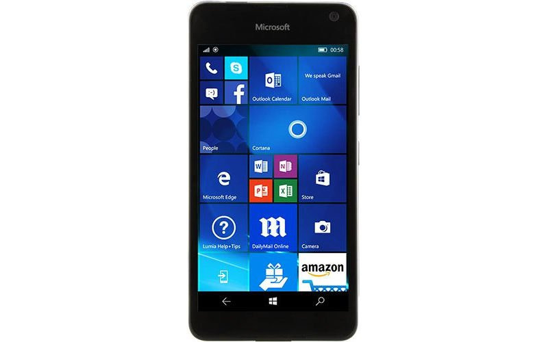Microsft Lumia 650 4gnews