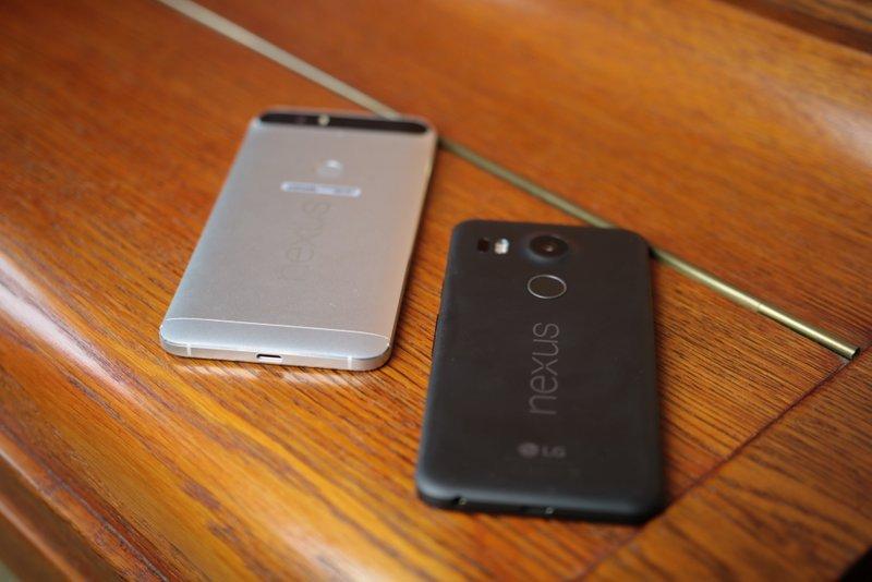 Nexus 6P Nexus 5X 4gnews1