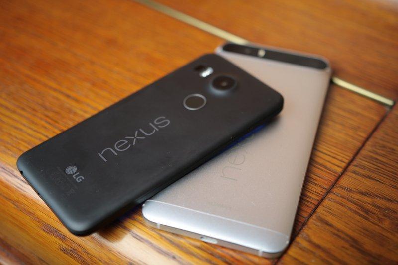 Nexus 6P Nexus 5X 4gnews11