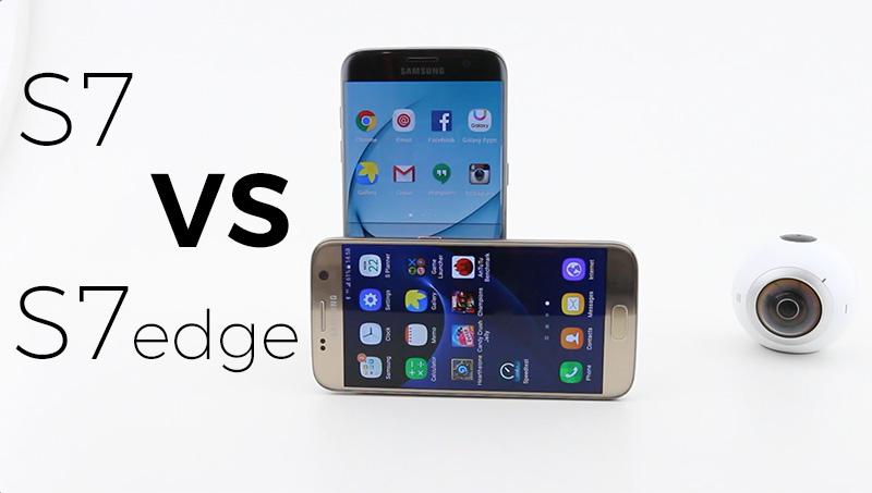S7 vs s7 edge