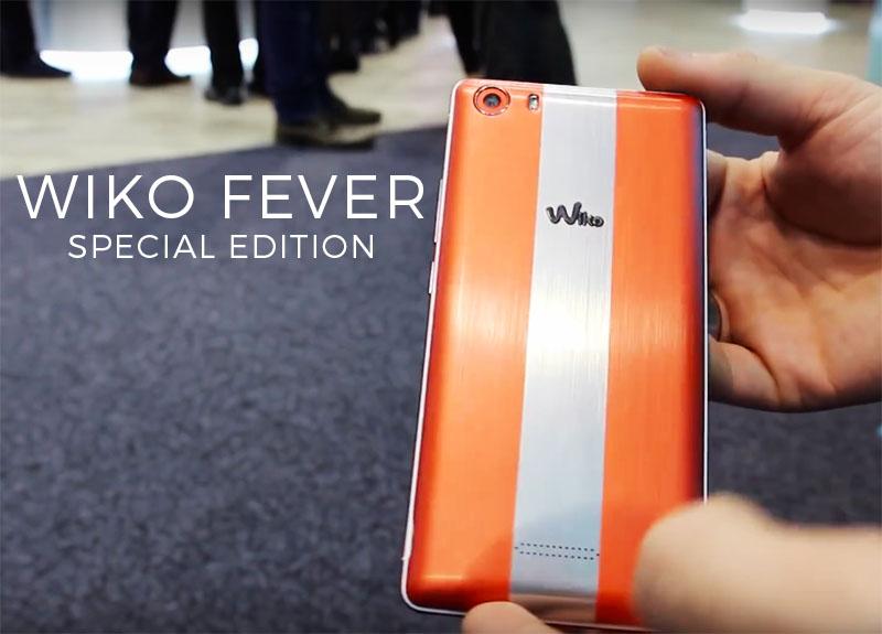 Wiko Fever se thumb