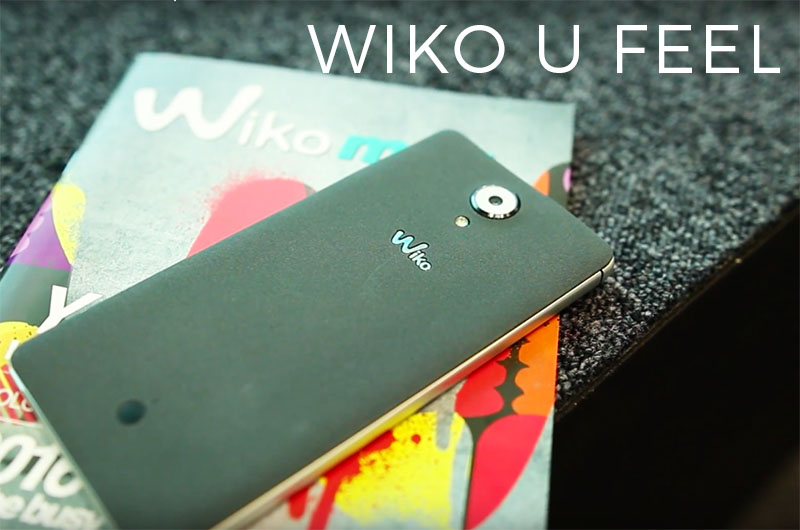 Wiko U feel thumb