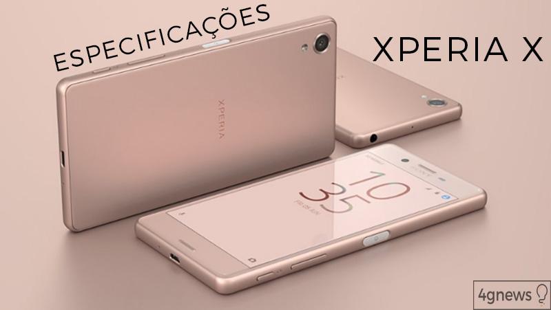 Xperia X specs