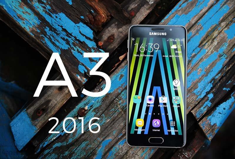 Galaxy A3 2016 thumb