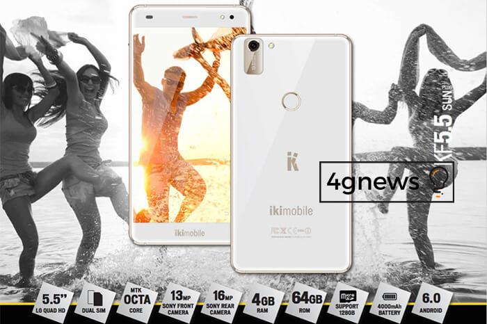 Iki Mobile kf5.5 sun 4gnews