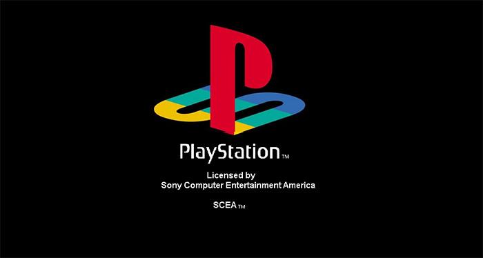Playstation logo intro