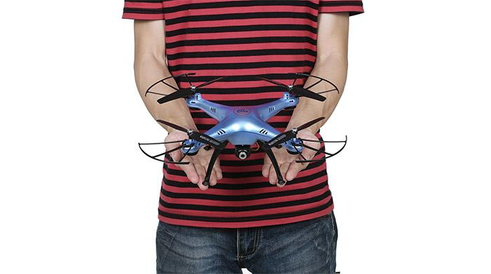SYMA X5HW quadcopter 1