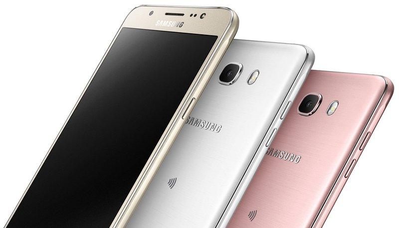 Samsung Galaxy J7 (2016) receberá atualização Android Nougat em breve