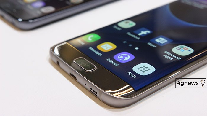 Samsung Galaxy S7 edge 4gnews