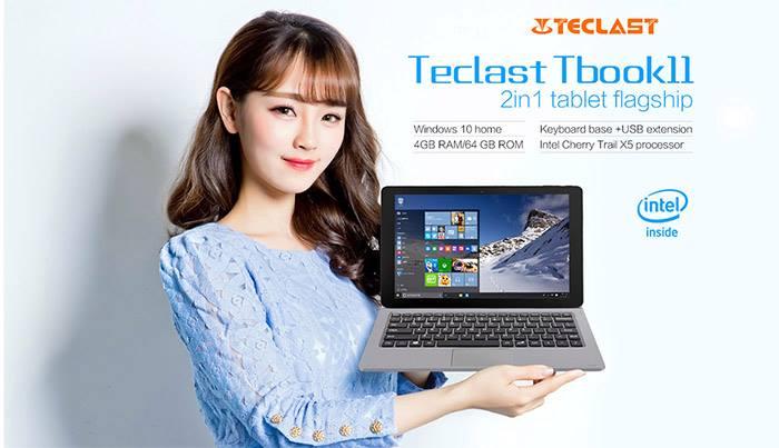 Teclast Tbook 11 2