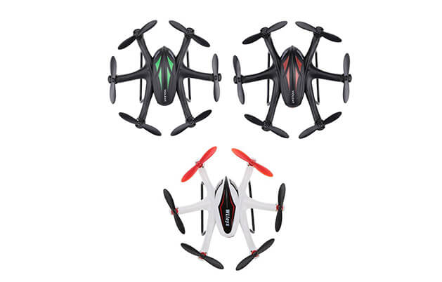 WLtoys Q282G drone 3