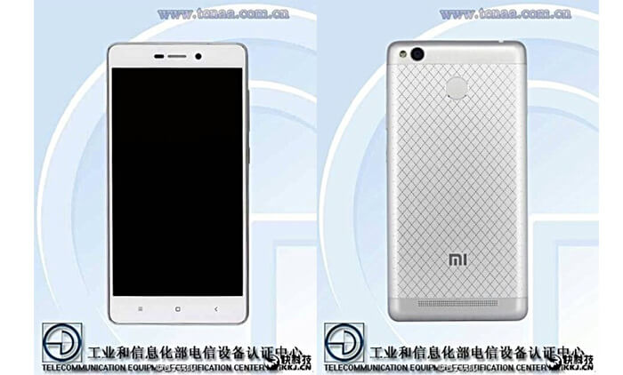Xiaomi Redmi 3 s 4gnews