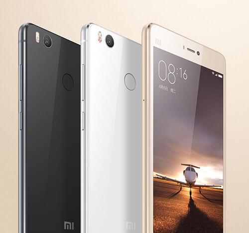Xiaomi mi4S 4
