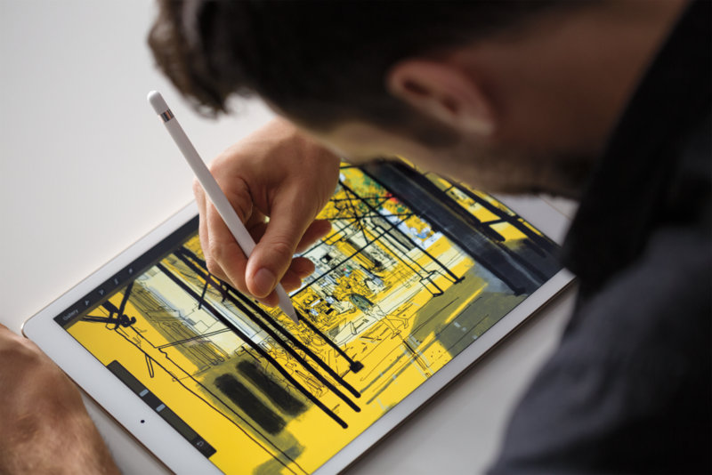 Apple: Ecrã do futuro iPad Pro revelado pelo iOS 12